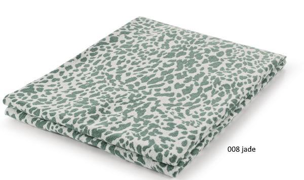 Plaid Leopardo jade