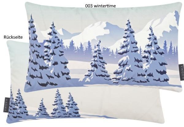 Kissenhülle Vinter Wintertime 30x50 cm