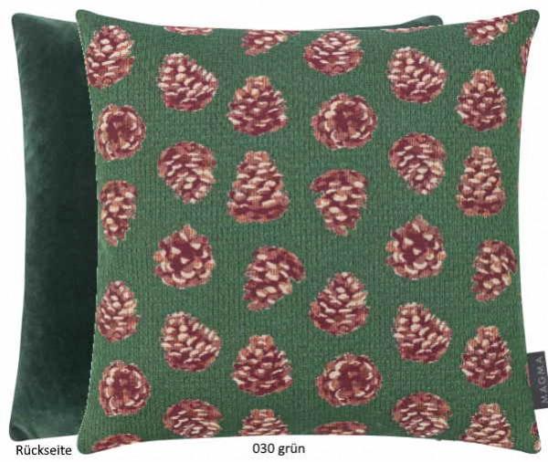 Kissenhülle Alvin grün