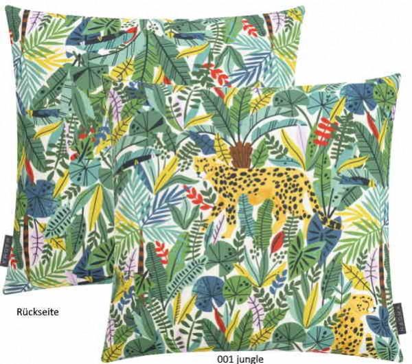 Kissenhülle Wildlife jungle