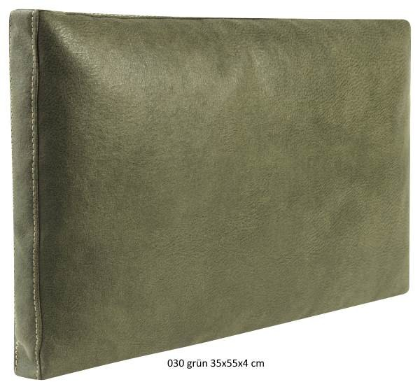Boxhülle Jimmy grün 35x55x4 cm