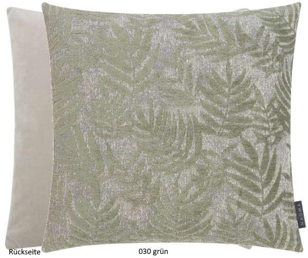 Kissenhülle Palma grün