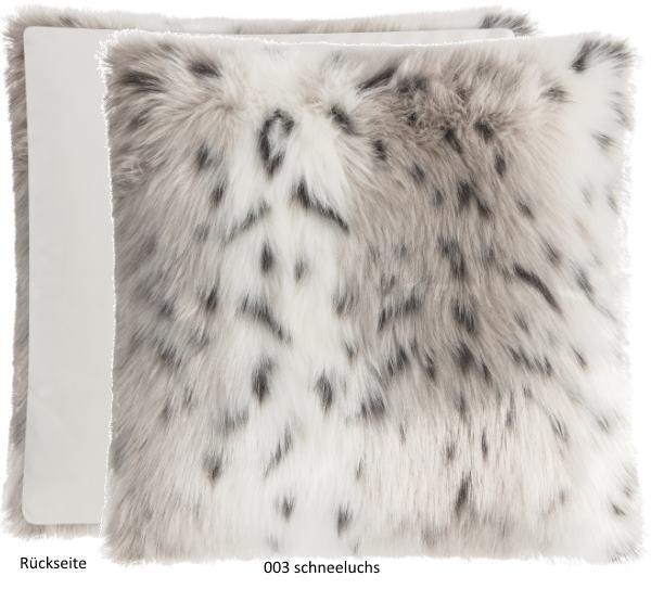 Kissenhülle Skins schneeluchs