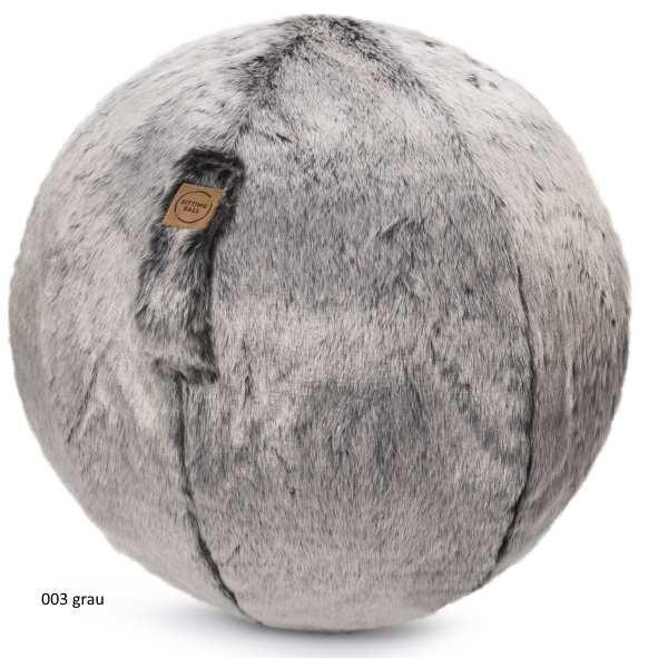Sitting Ball Zobel grau