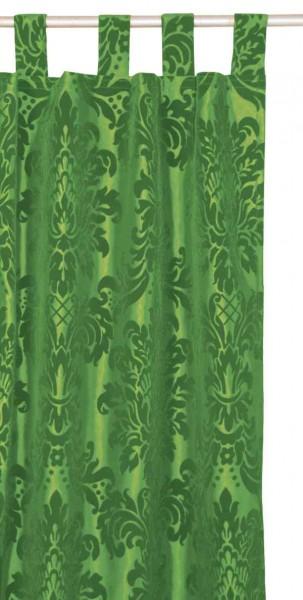 Schlaufenschal Opus grün