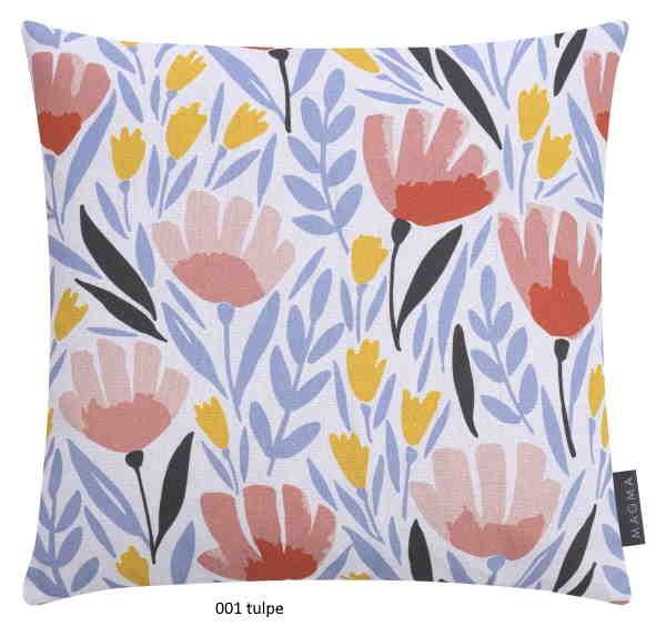Kissenhülle Modern Flower tulpe