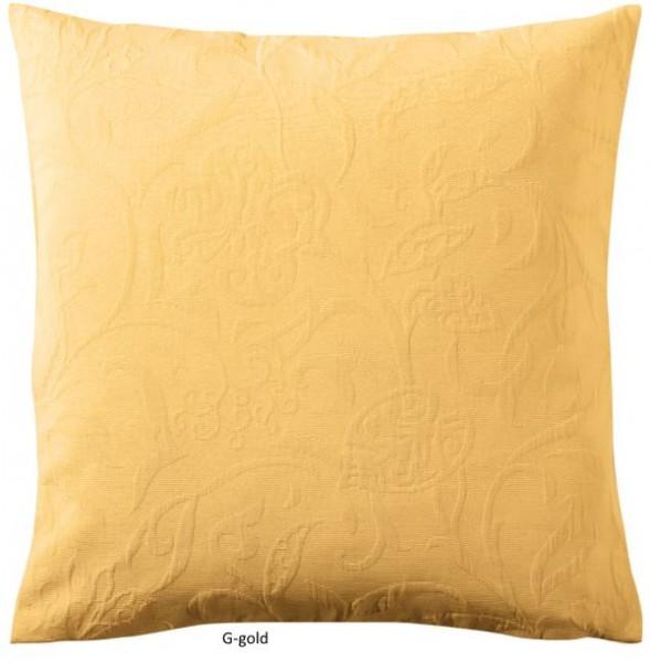Kissenhülle Cordoba gold