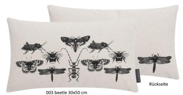 Kissenhülle Cabane beetle 30x50 cm